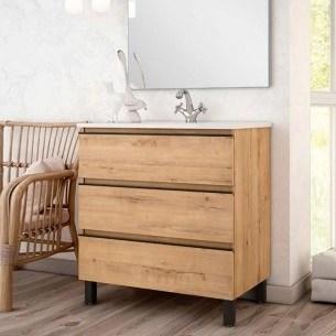 meubles de salle de bains 100 cm sur
