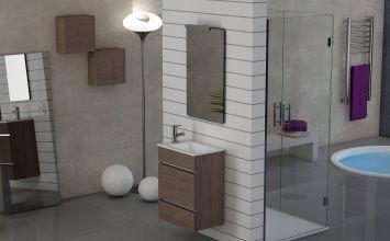 Trucos para mantener seco y fresco un baño sin ventanas