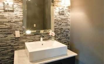Más ideas para decorar el baño de visitas