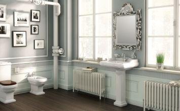 Griferías para baños vintage que pueden encontrar en The Bath