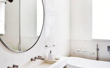 Tendencias en espejos para cuartos de baño