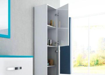 Muebles de almacenaje para el baño | Ideas y consejos
