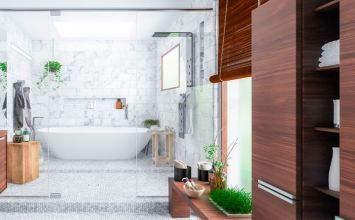 Renovar el baño sin obras: Ideas y consejos