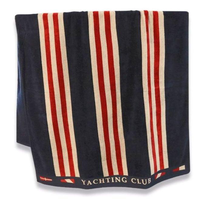 Toallas de playa originales Yatching Club