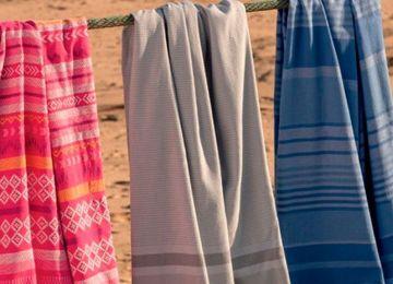Toallas de playa originales, ¿podrás decidirte solo por una?