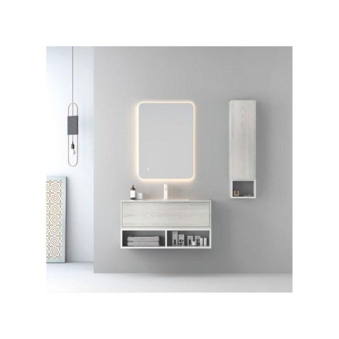 Mueble de baño de lujo de solid surface