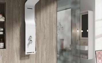 Hidromasajes asequibles con estas columnas de ducha baratas