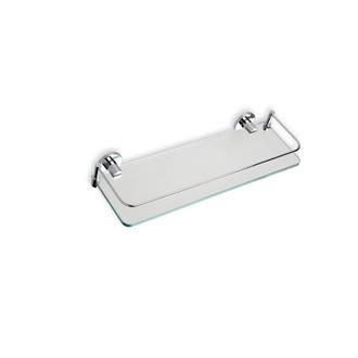 Glass Bathroom Shelves Thebathoutlet