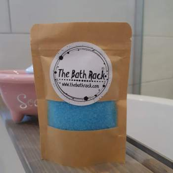 Blue Berry Fizz Bath Salts