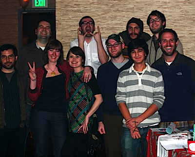 The Bay Bridged Staff 2009
