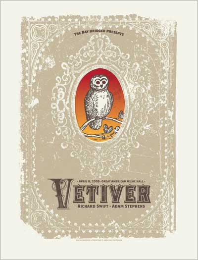 Vetiver CD Release