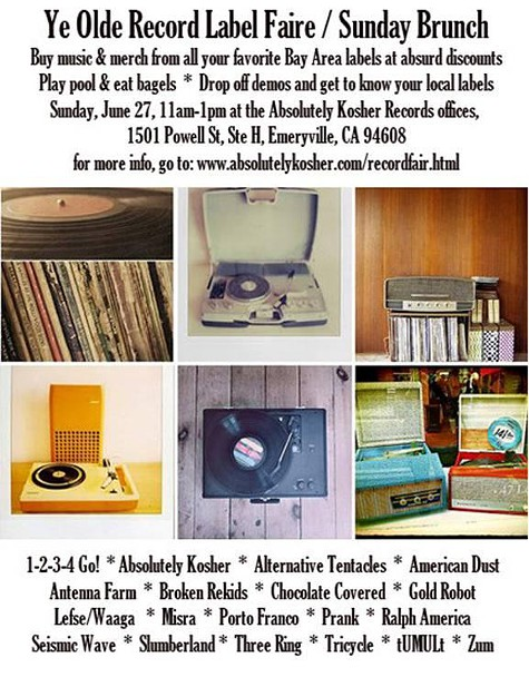 Absolutely Kosher Label Faire 6/27