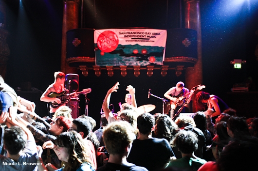 Thee Oh Sees @ GAMH 2/9/11