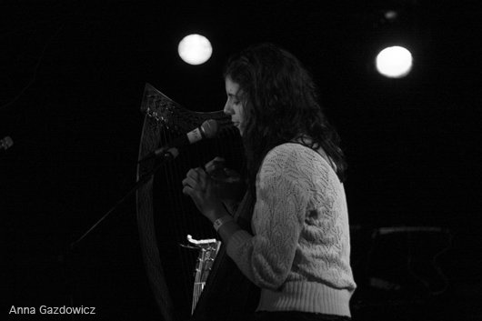 Gregory and the Hawk at Cafe du Nord 2/24, Noise Pop Festival 2011
