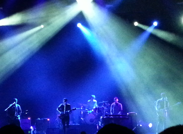 Local Natives at the Fox Theater