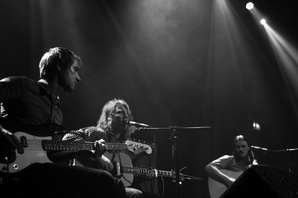 Ty Segall @ GAMH 9/2/13 - photo by Emily Turner