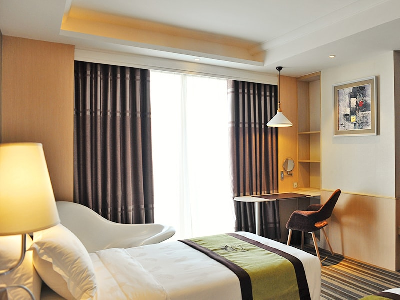 The Bazaar Hotel : DELUXE ROOM