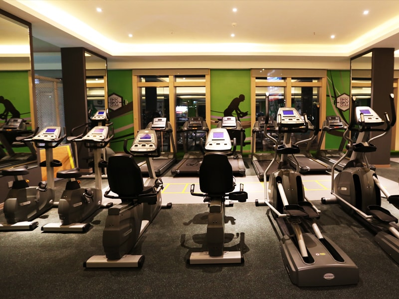 The Bazaar Hotel : Fitness