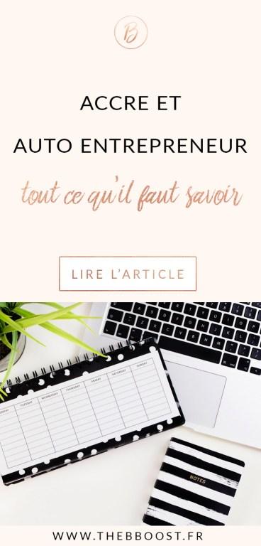 ACCRE et auto entrepreneur : tout ce qu'il faut savoir pour bénéficier de cette aide en micro entreprise et réduire ses cotisations sociales. Un article du blog TheBBoost.