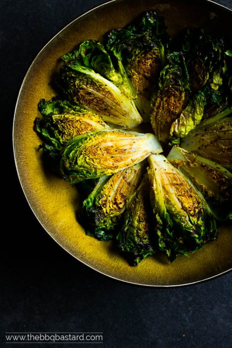 Gegrilde Ierse Rib-eye salade