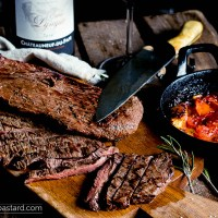 Iberico Flanksteak - Read on to find out more about Iberico Beef