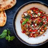 Turkse BBQ salade - Smaakvolle lauwwarme salade