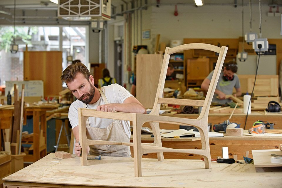 Bench Joinery Diploma Level 2 16 To 18 Year Olds The Bcc