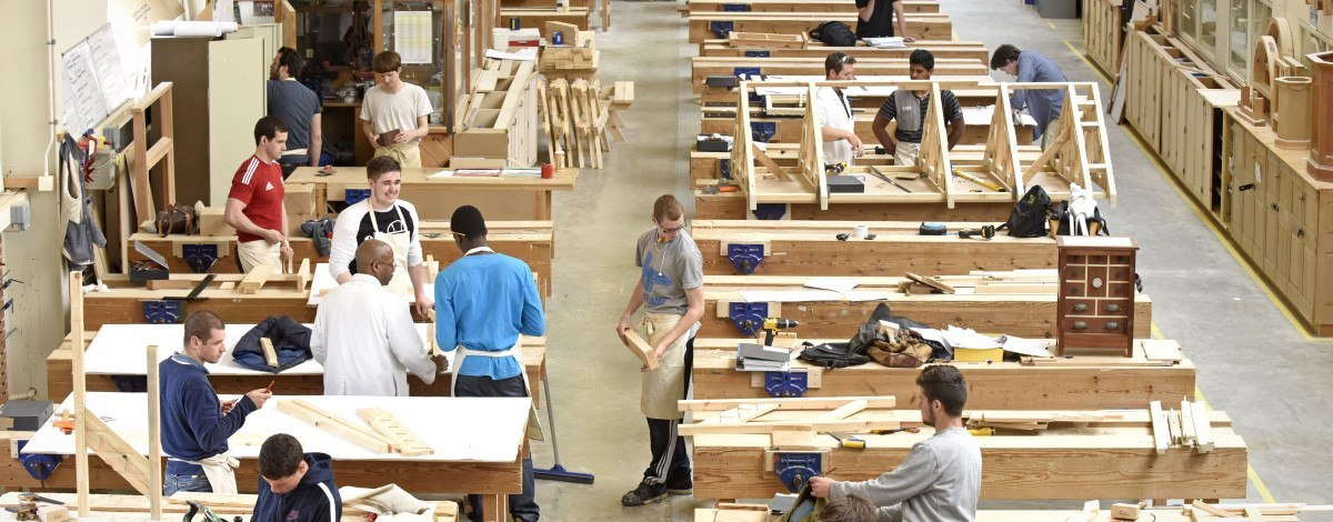 Bench Joinery Diploma Level 2 The BCC