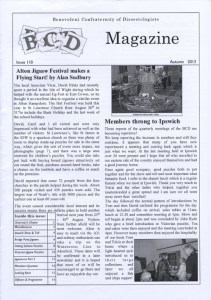 Issue 110 front page