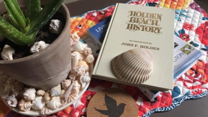 Holden Beach History Book