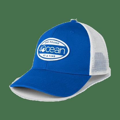 4ocean Classic Trucker Hat - Surfer Badge