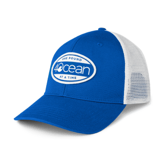 4ocean Classic Trucker Hat - Surfer Badge