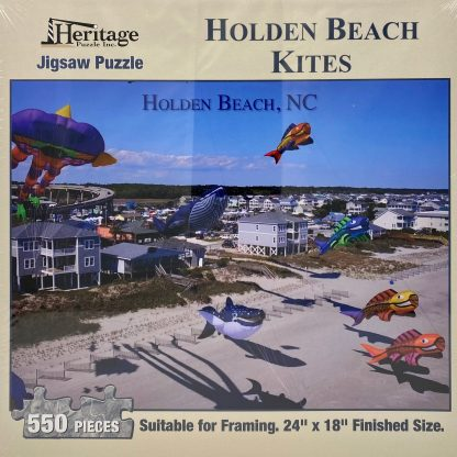 Holden Beach Kite Puzzle