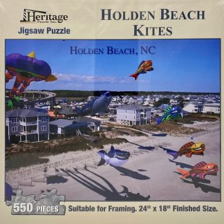 Holden Beach Kite Puzzle