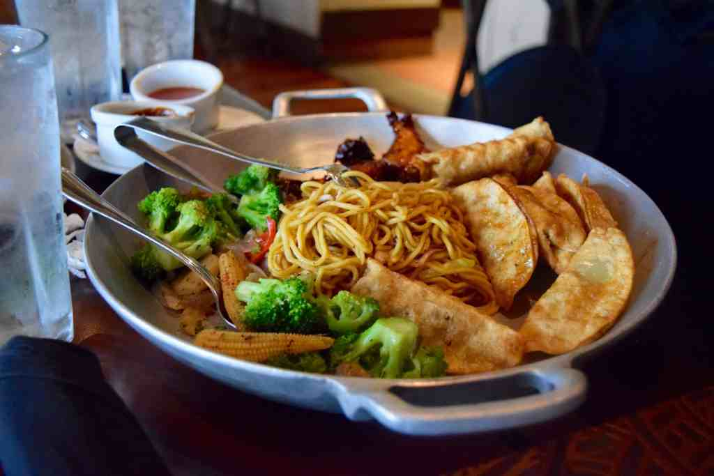 Disney World Restaurant Review: Ohana Dinner -- The Beard and The Baker