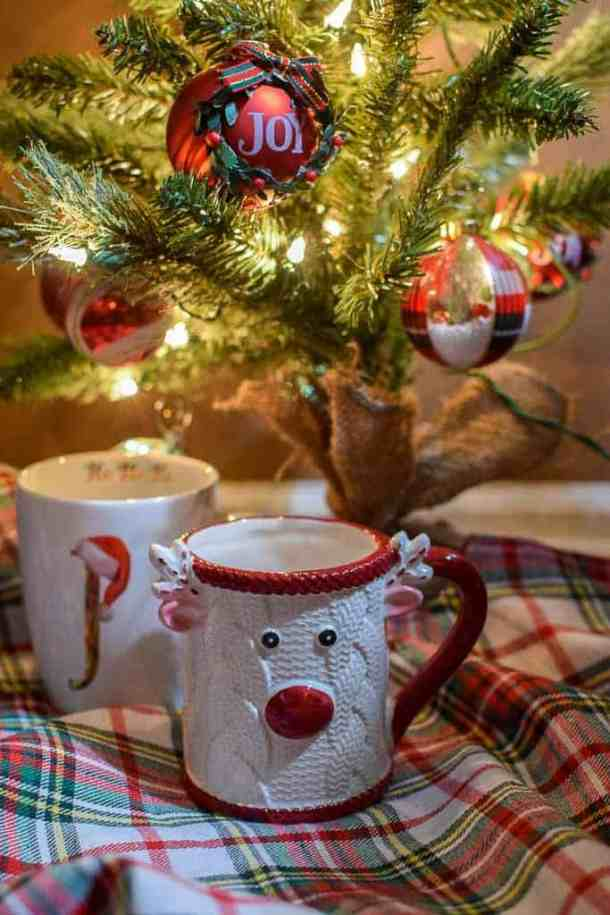 Cute Mini Christmas Tree Decorations Big Lots Holiday Decor The Beard And The Baker
