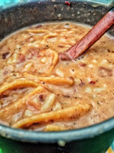 Backpacking Meal Recipe Santa Fe Rice and Beans