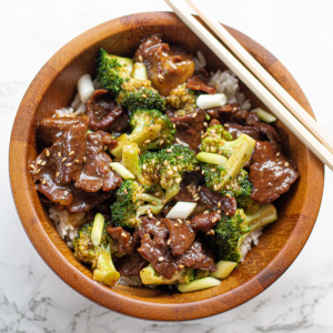 Looking for a quick, easy weeknight meal? Beef and broccoli for the win! Tender meat, crunchy tender broccoli, all coated in a luscious, silky sauce! Perfect for beginner Instant Potters!