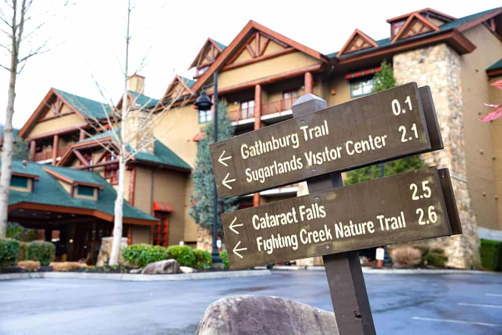 Pets and bicycles are prohibited on all other park trails. 3 Ways Our Hotel In Gatlinburg On The River Helps You Save