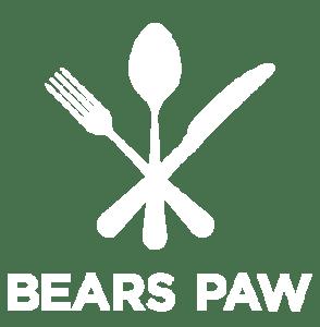 Bears Paw Square Logo