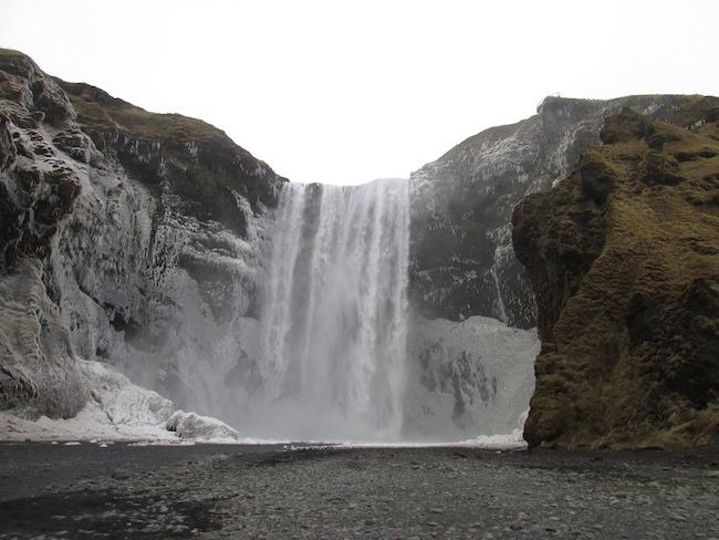 Blog - Skogafoss Iceland