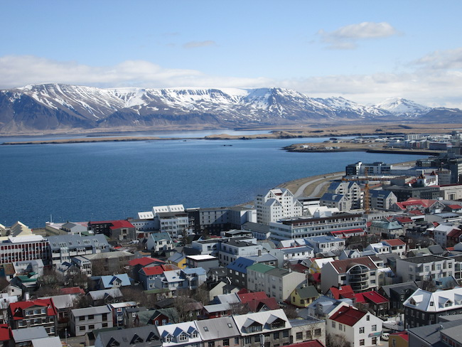Blog_Reykjavik from Church