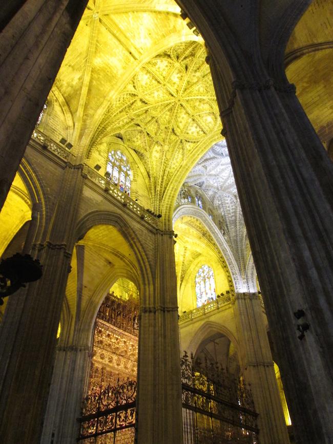 Seville Cathedral, Seville Spain