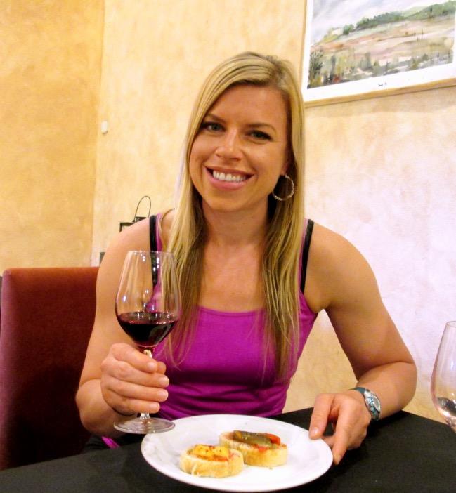 Cropped Wine Tasting
