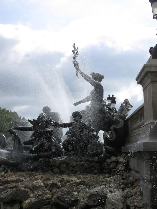 Monument aux Girondins, Bordeaux
