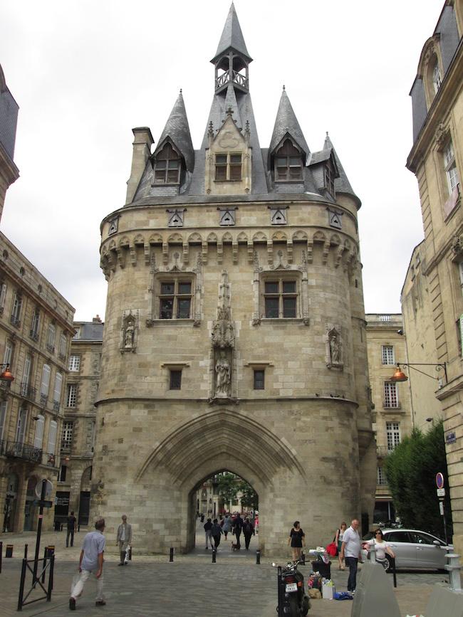 Bordeaux France Gate