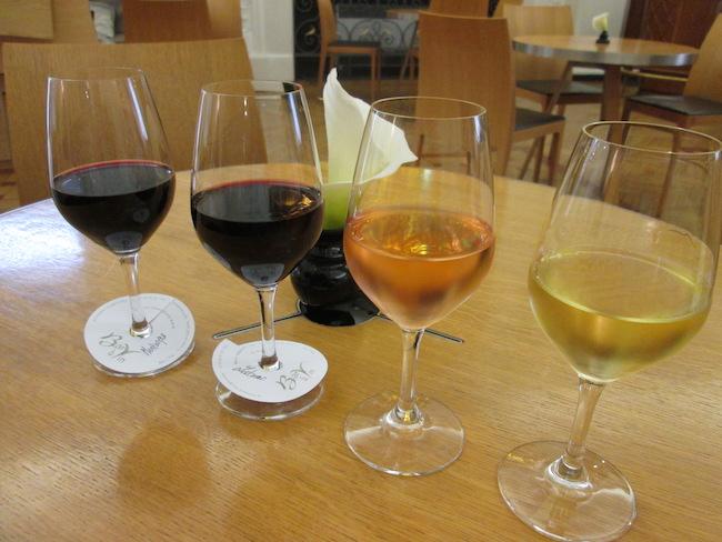 Wine tasting at Bar a Vin, Bordeaux