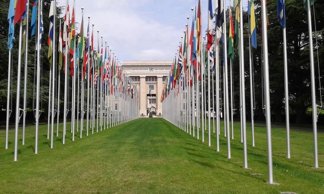 UN Building Geneva
