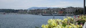 Rivers, Lakes and Chocolate: Enjoying Geneva