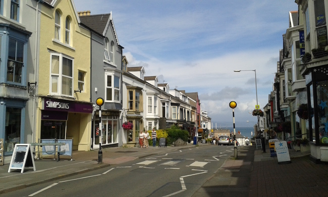 Mumbles, Swansea, Wales